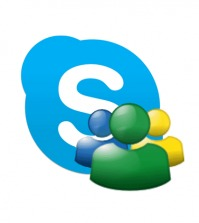 Skype - contacts