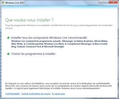 telecharger windows live messenger 2011 gratuitement en francais